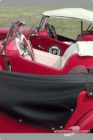 MG convertibles