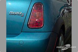 Cooper tail light