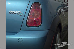 Cooper tail light
