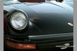 Porsche right light