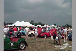 Car show field