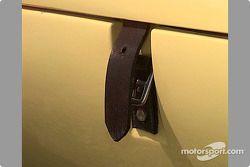 Jaguar strap