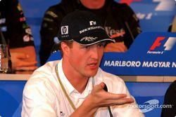 Conférence de presse du jeudi : Ralf Schumacher