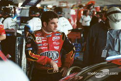 Jeff Gordon en el garage