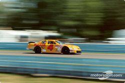 Mike Skinner durante la clasificación