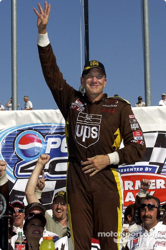 Dale Jarrett, vainqueur
