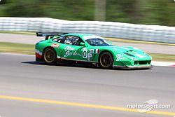 L'équipe Olive Garden Ferrari 550 Maranello