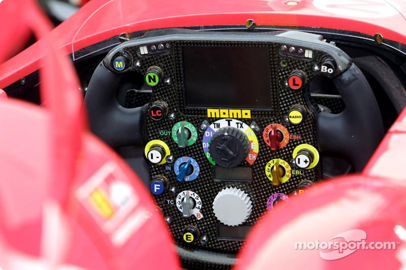 Volante del Ferrari