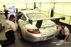 ACEMCO Motorsports Porsche GT3 R
