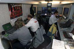 Centro de control Opel