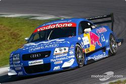 Karl Wendlinger, Abt Sportsline, Abt-Audi TT-R
