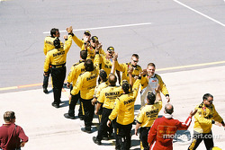 Roush Racing DeWalt team