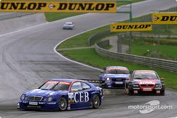 Patrick Huisman, Manthey Racing, AMG-Mercedes CLK-DTM 2001