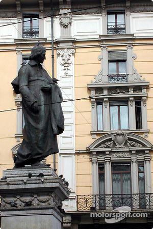 Arte e historia en Milán