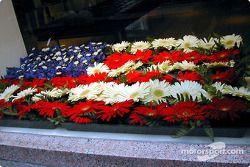Recordando el 9-11 en Milán