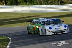 Deux Porsche GT3 RS