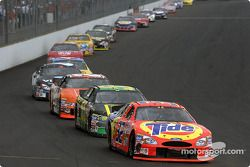 Ricky Craven leads the field