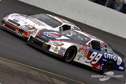 Jeff Burton and Brett Bodine