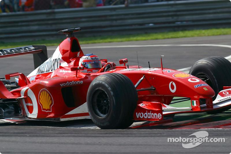 GP da Itália 2002
