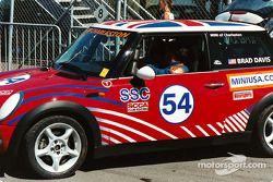 Brad Davis - Mini Cooper 2002