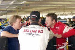 Robert Pressley, Phil Parsons, and Phil Bonifield