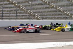 Ed Carpenter, Marty Roth, G.J. Mennon, and Gary Peterson