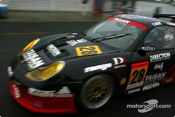 Porsche 911GT3R, Yukihiro Hane, Yutaka Yamagishi