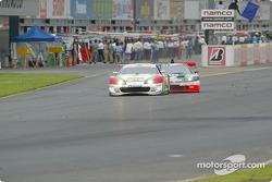 #16 Honda NSX V.S. #36 Toyota Supra