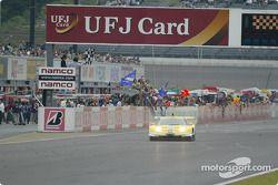 #18 Honda NSX, Sebastien Philippe, Richard Lyons