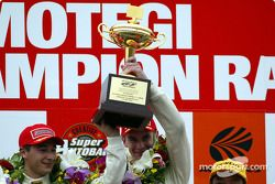 Winner #18 Honda NSX, Sebastien Philippe, Richard Lyons