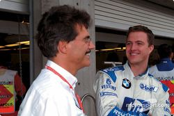 Mario Theissen ve Ralf Schumacher
