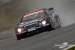 Stefan Mücke, Team Rosberg, AMG-Mercedes CLK-DTM 2001