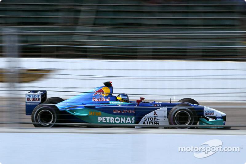 2002: Sauber-Ferrari C21