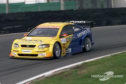 Eric Helary, OPC Euroteam, Opel Astra V8 Coupé 2001