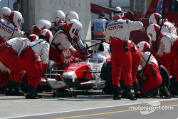Pitstop, Mika Salo