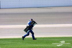 Running ve Ralf Schumacher'in arka kanat