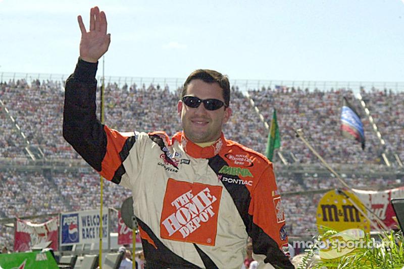 2002: Der erste NASCAR-Titel