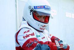 Motorsport.com driver Donatella Di Giorgio ready for action