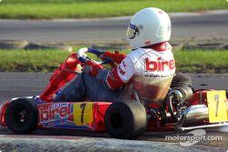 Donatella Di Giorgio back on the track