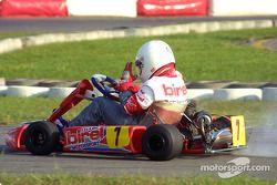 Donatella Di Giorgio on the track