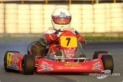 Donatella Di Giorgio at full speed