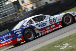 GT1 class qualifying: Jeff Ervin