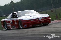 GT1 class qualifying: Jack Busch