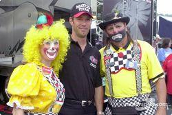 Whit Bazemore clowning around