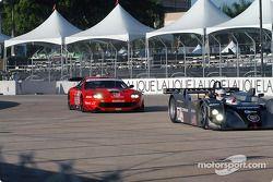 Emmanuel Collard and Ferrari 550 Maranello Prodrive