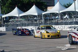 Alex Job Racing Porsche 911 GT3-RS and Jon Field