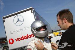 DTM-Medientag: Frank Diefenbacher, Formel 3