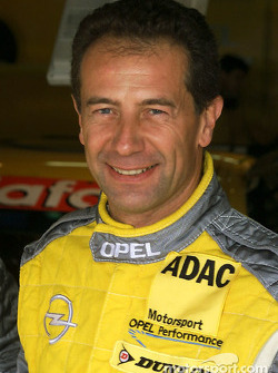 Johnny Cecotto, OPC Euroteam, Opel Astra V8 Coupé 2001