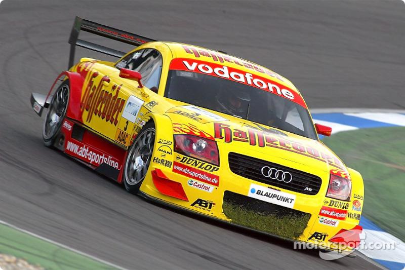 2002 (машина чемпиона): Abt-Audi TT-R