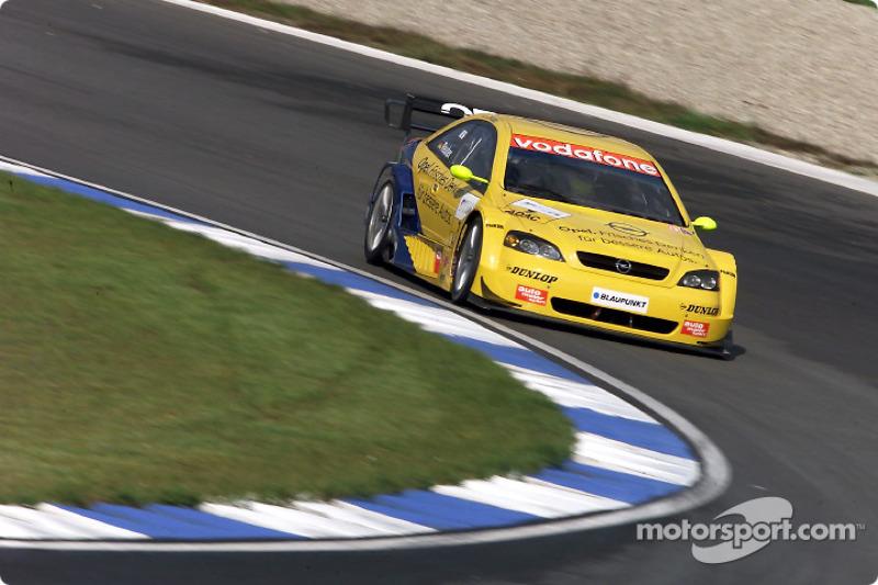 Manuel Reuter, OPC Team Phoenix, Opel Astra V8 Coupé 2002